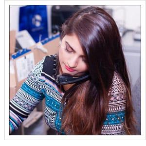 Hira Khalil, Office Manager